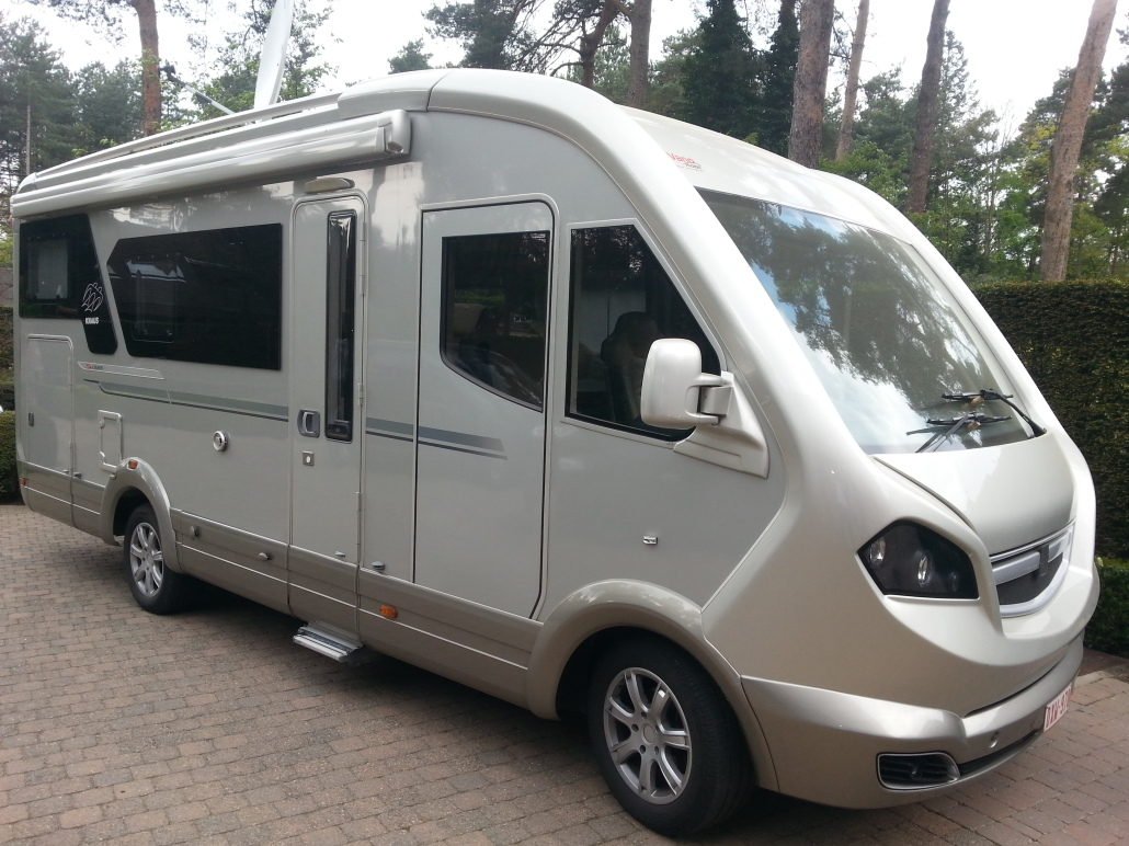 Knaus S Liner 700 Lg 3 0l Automatic Occasiemobilhomes Be